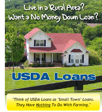 USDA Purchase Loans